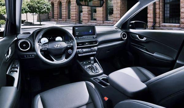 2022 Hyundai Kona Features