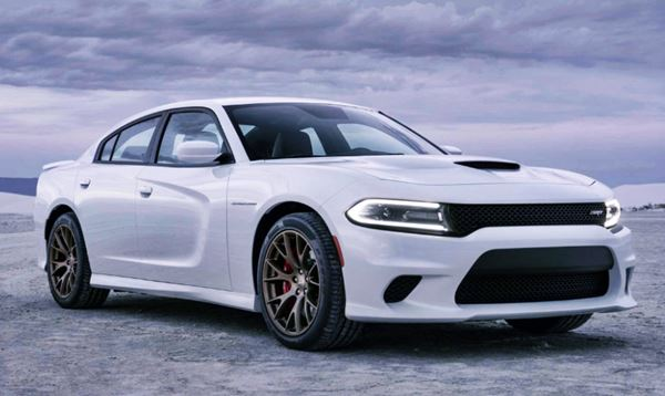 New 2022 Dodge Charger Exterior