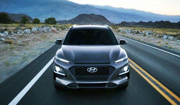 New 2022 Hyundai Kona Redesign