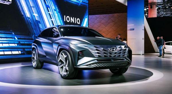 New 2022 Hyundai Tucson Redesign