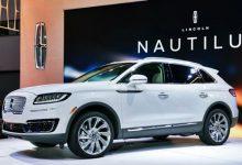 2022 Lincoln Nautilus Exterior Design
