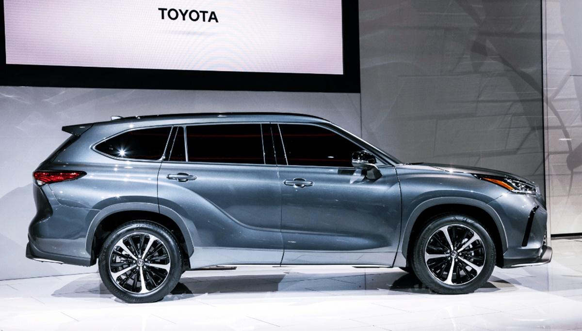 2022 Toyota Sequoia Redesign
