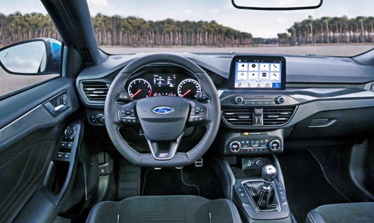 2023 Ford Focus Active Interior
