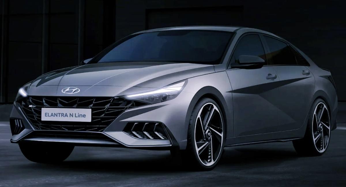2023 Hyundai Elantra GT Redesign