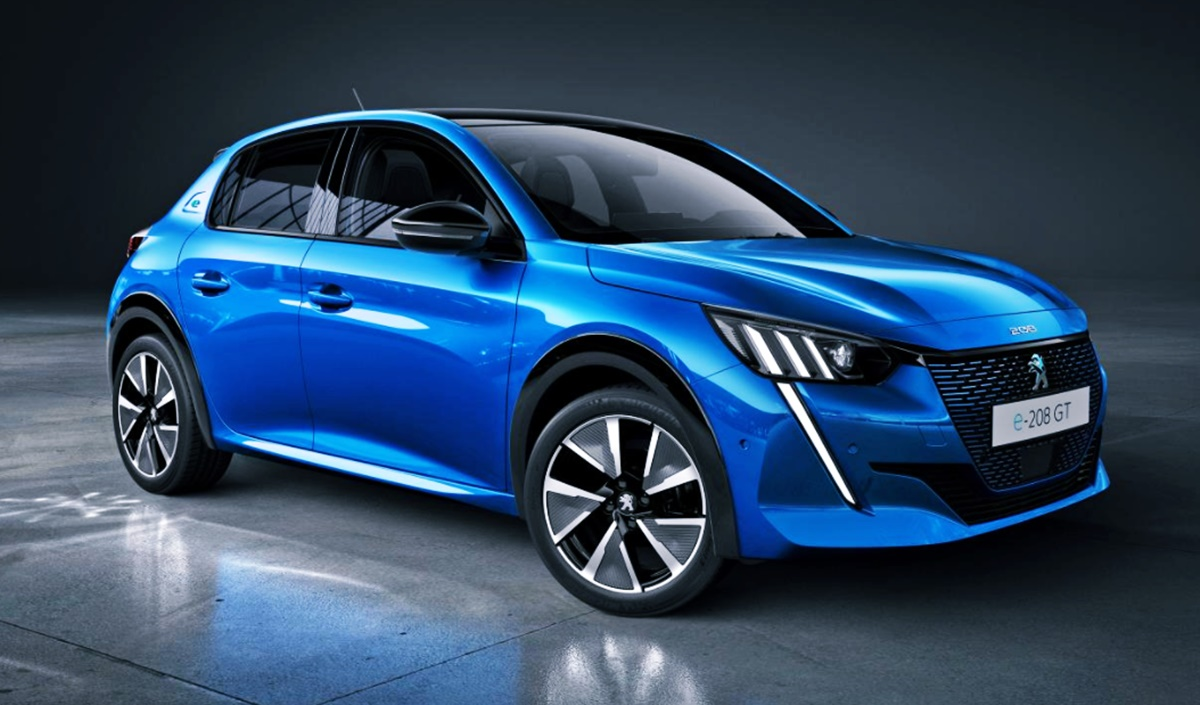 2023 Peugeot 308 Redesign