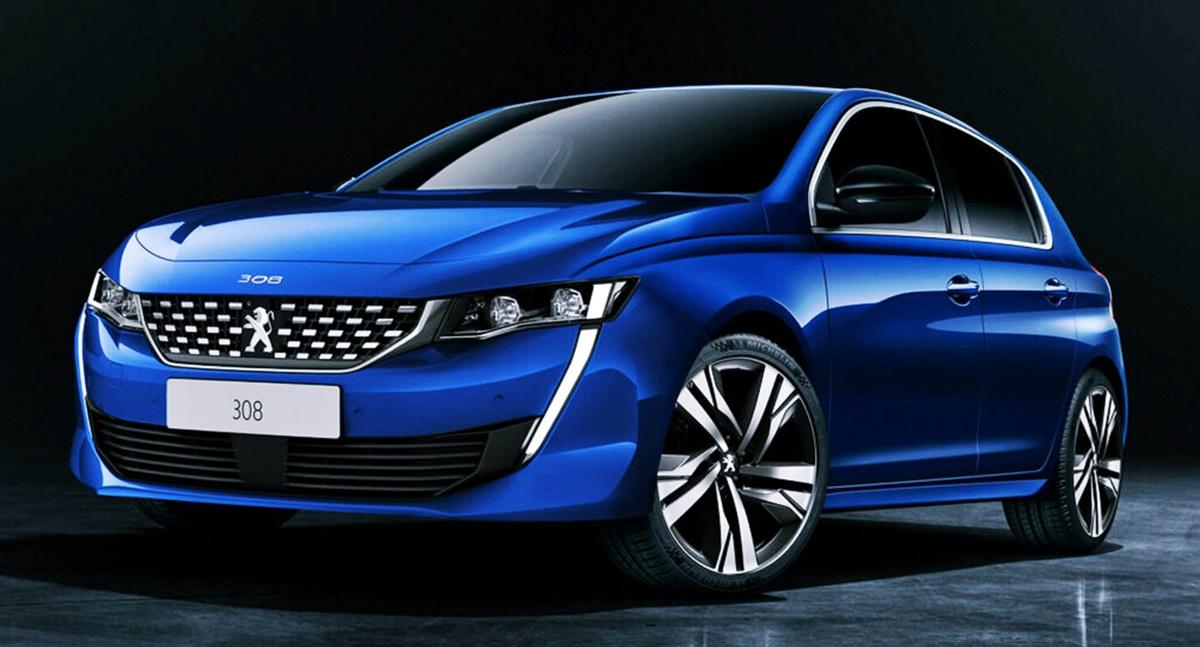2023 Peugeot 308 Rumors