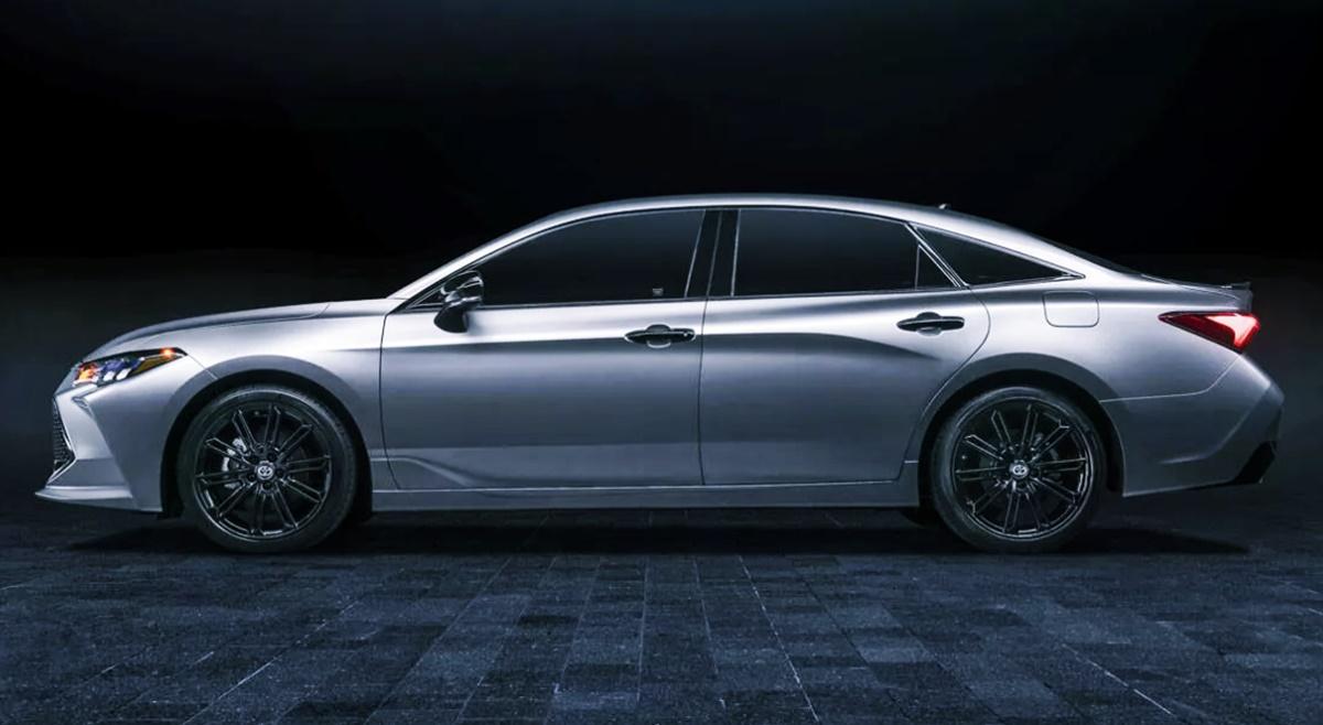 New 2022 Toyota Avalon