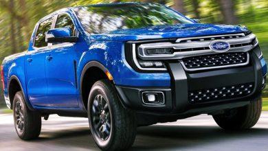 2023 Ford Ranger Wildtrak