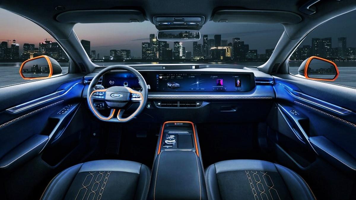 Ford Evos 2022 Interior Design
