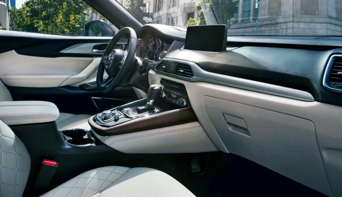 Mazda CX-9 2022 Redesign Interior