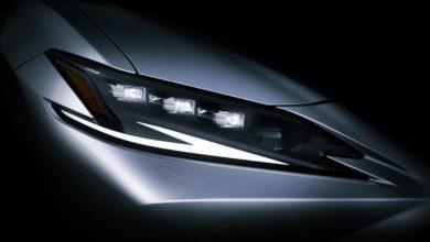New 2023 Lexus ES 350 Redesign