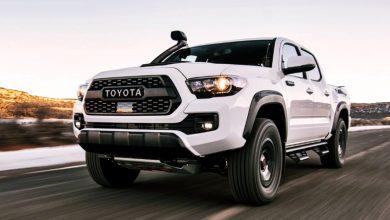 Toyota Tacoma 2023 Redesign