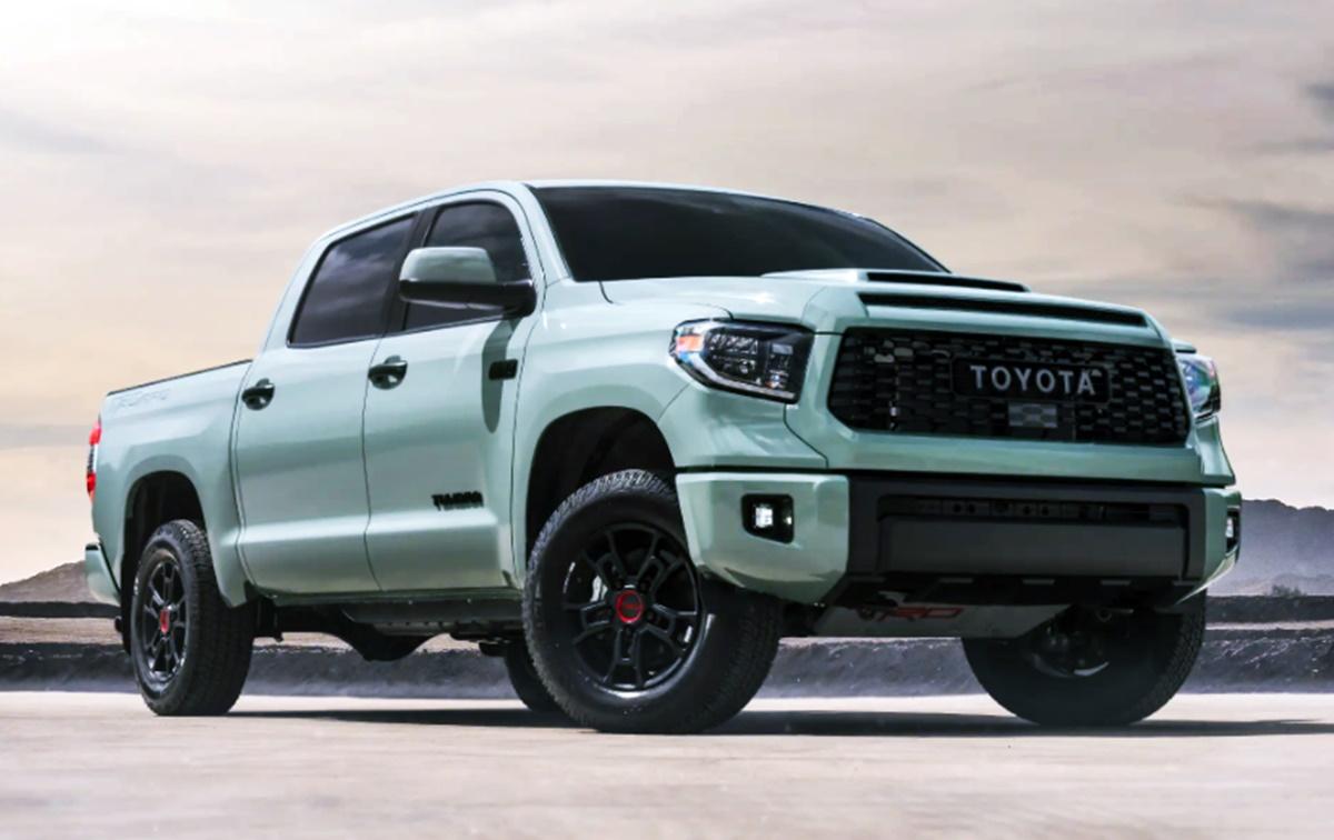 Toyota Tundra 2023 Redesign