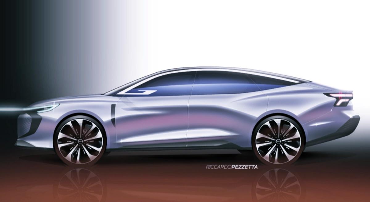 2023 Chevy Impala Exterior