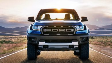 2023 Ford Ranger Raptor Redesign