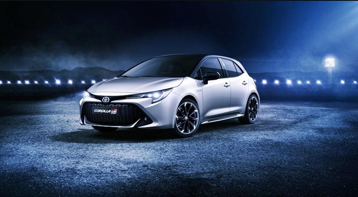 Toyota Corolla GR Sport 2023