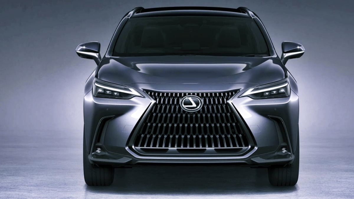 2022 Lexus NX 300