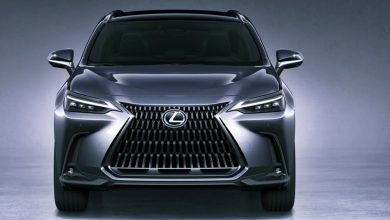 2022 Lexus NX Release Date