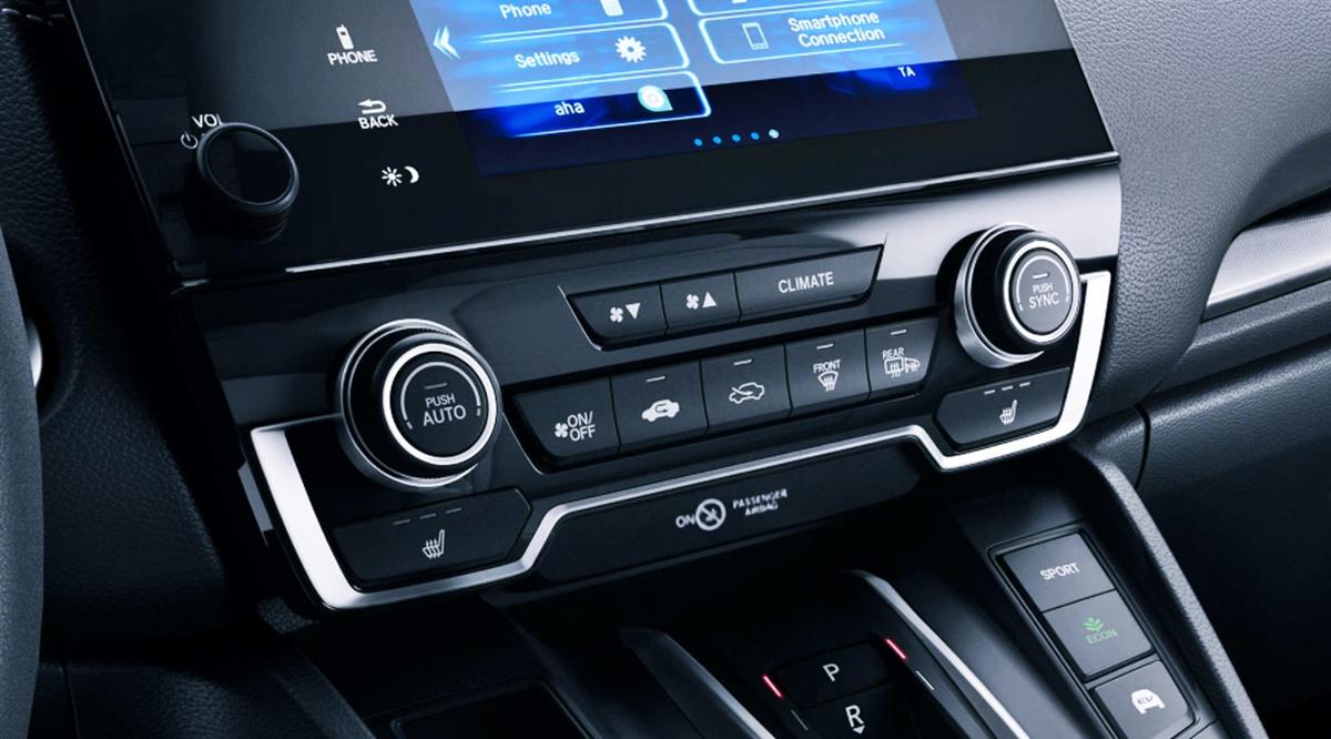 2023 Honda CRV Features
