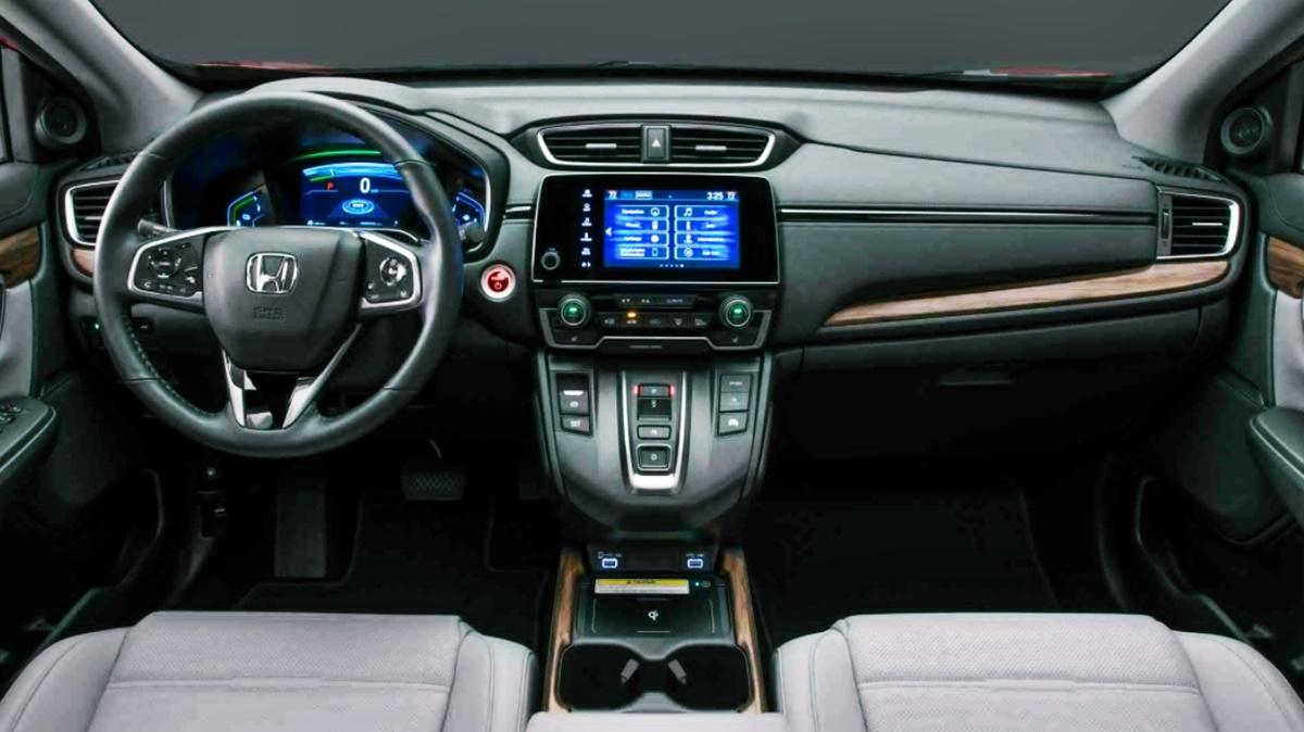 2023 Honda CRV Interior Redesign