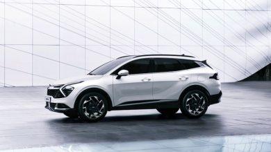 2023 Kia Sportage Hybrid