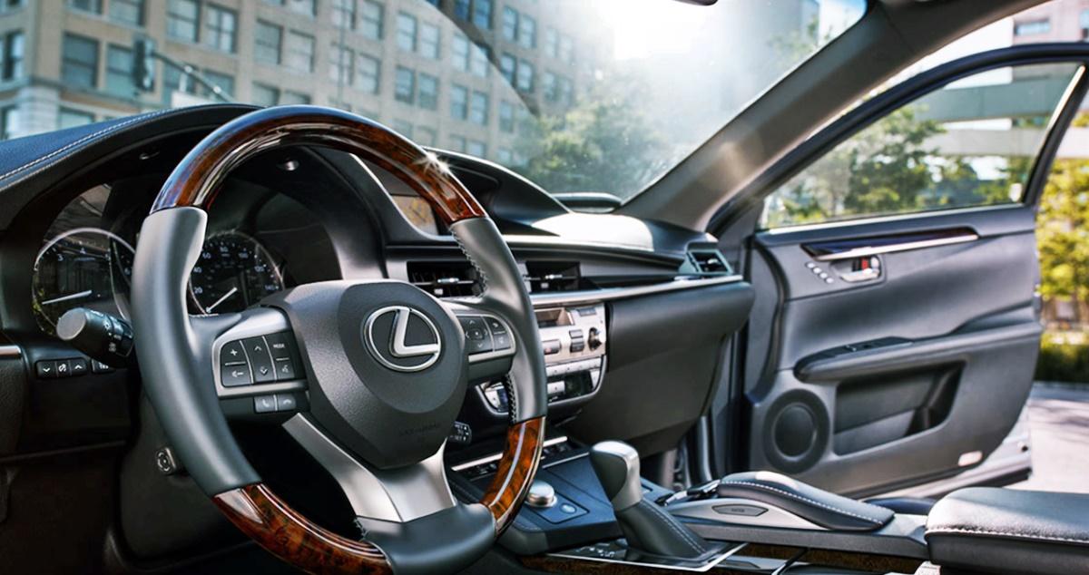 2023 Lexus ES 350 Interior redesign
