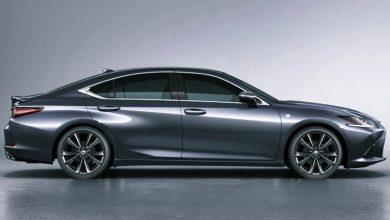 2023 Lexus ES 350 Redesign