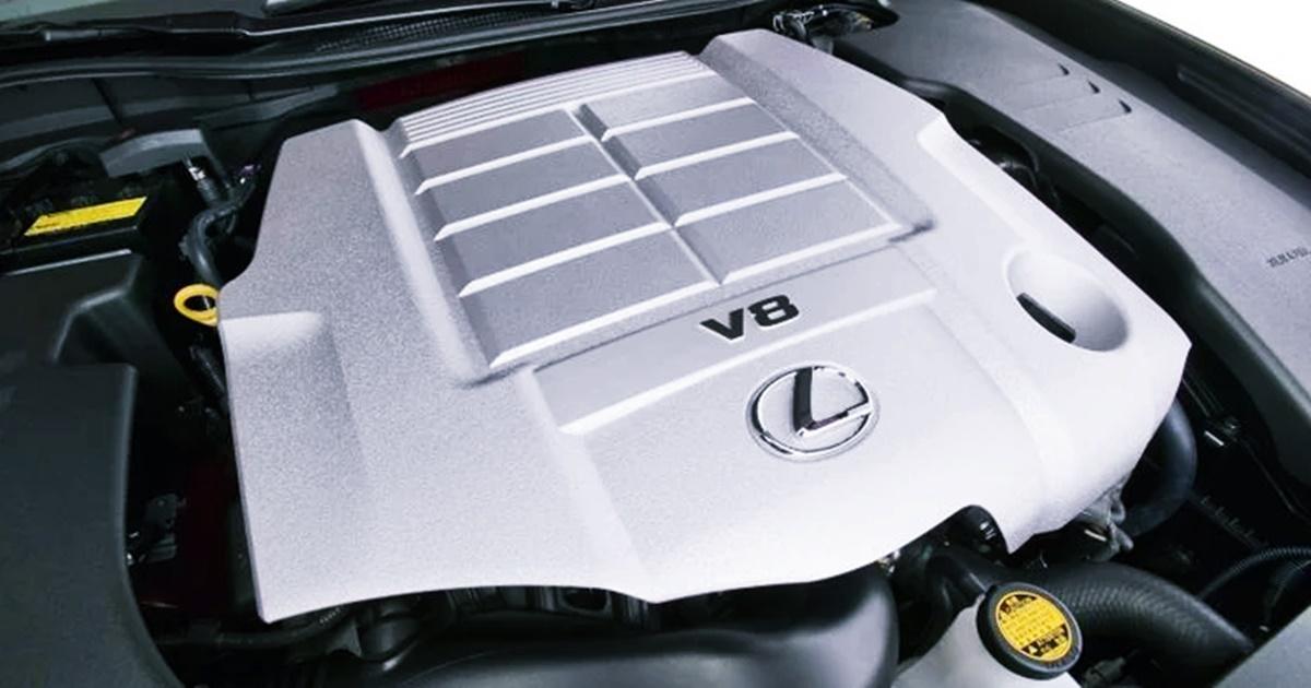 2023 Lexus GX 460 Engine Performance