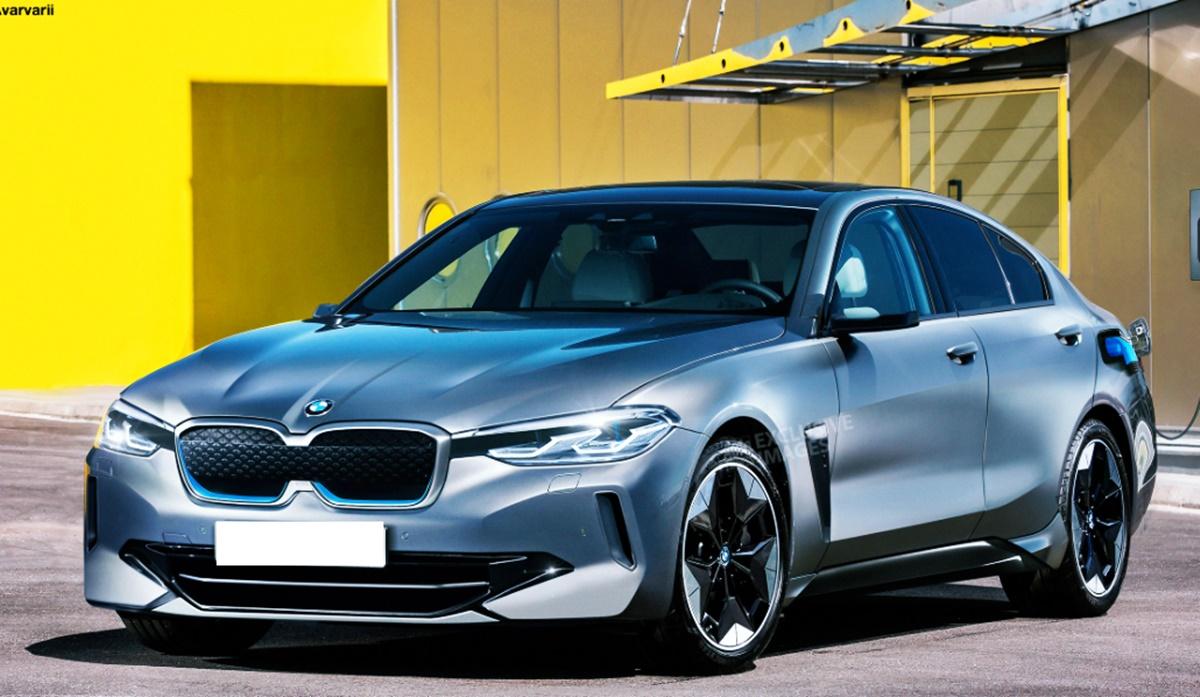 New Bmw 5 Series 2023 Redesign Car Usa Price