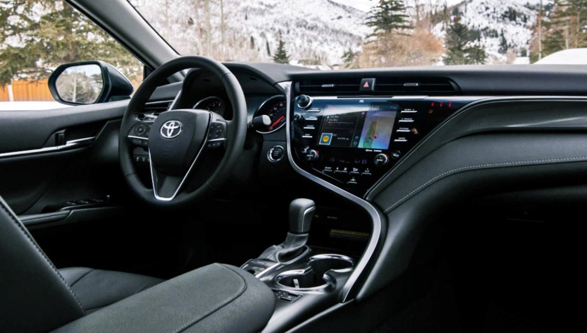 Toyota Camry 2023 Interior