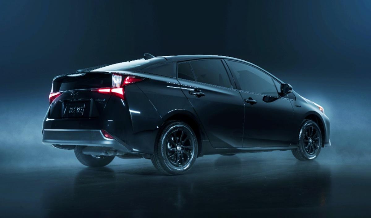 Toyota Prius 2023 Exterior