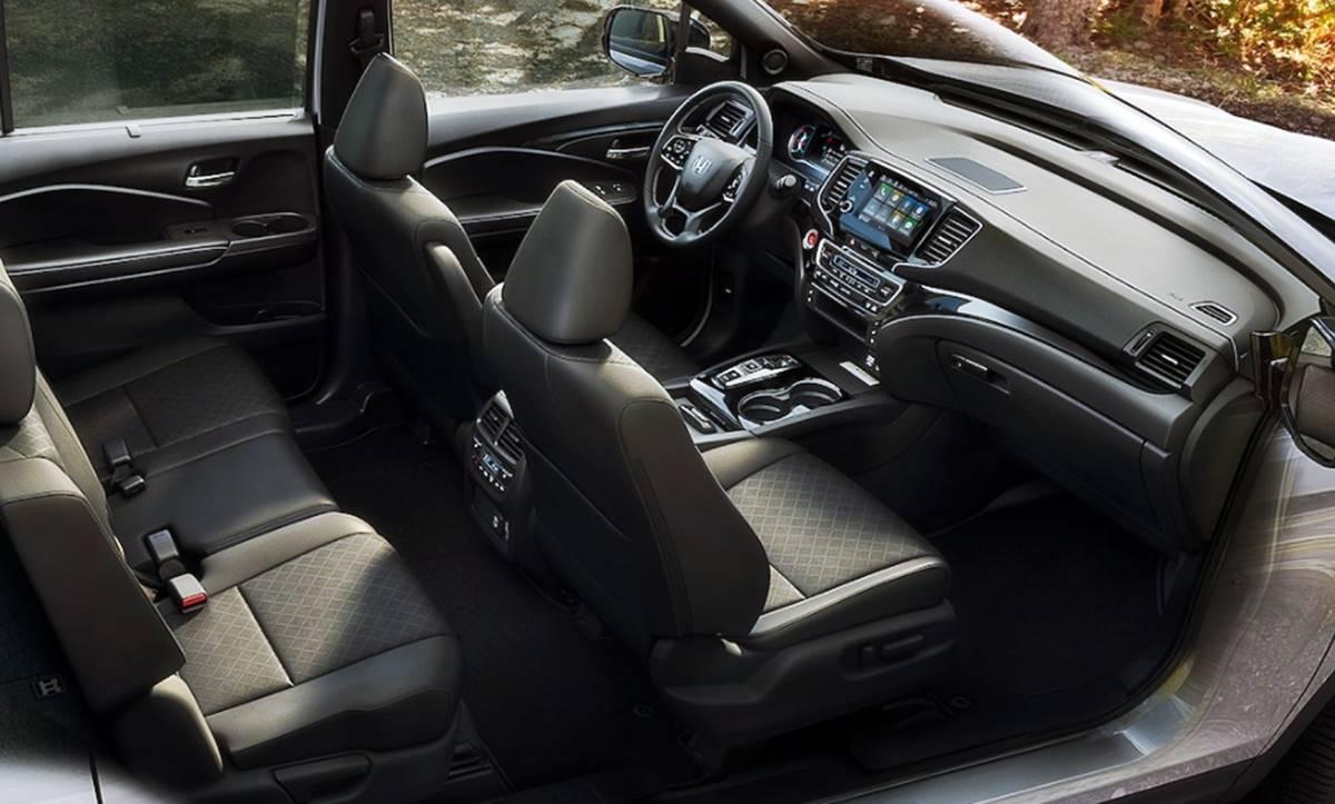 2023 Honda Passport Interior Design