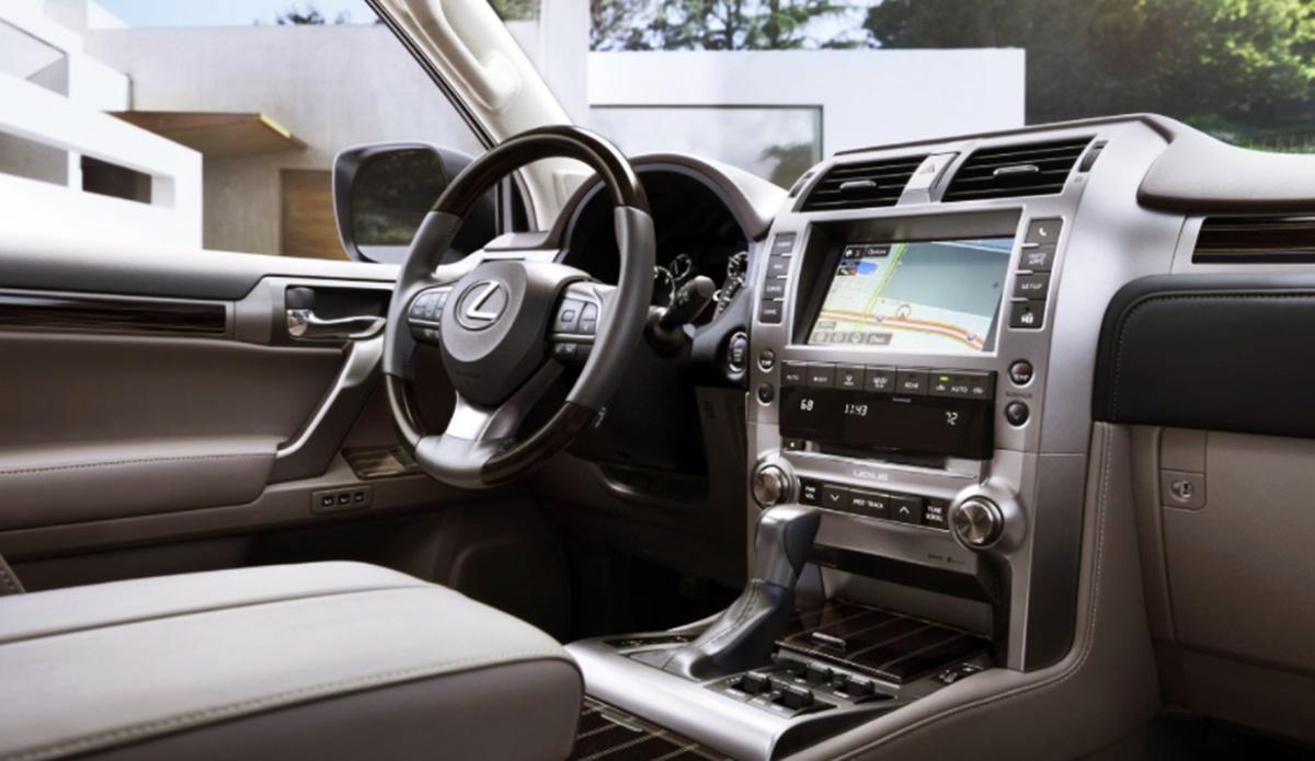 2023 Lexus GX 460 Interior